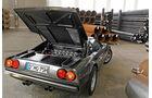 Ferrari 308 GTB, Heck, Motor