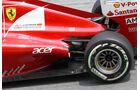 Ferrari Auspuff GP Australien 2012