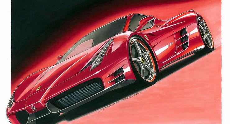 Ferrari Enzo II Stehrenberger