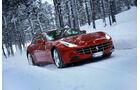 Ferrari FF, Frontansicht
