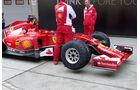 Ferrari - Formel 1 - GP China - Shanghai - 19. April 2014