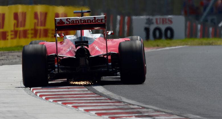 Ferrari besser als Ergebnis
