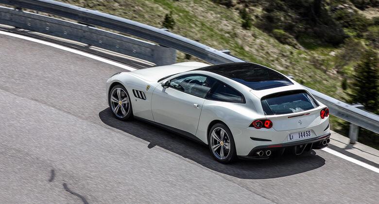 Ferrari GTC4 Lusso Fahrbericht