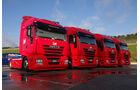 Ferrari-Trucks - Formel 1-Test - Mugello - 1. Mai 2012