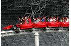 Ferrari World Achterbahn Formula Rossa