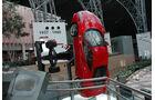 Ferrari World Ausstellung Fahrzeughistorie