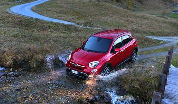 Fiat 500X Fahrbericht 4WF 11/32