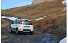 Fiat Panda 1.3 16V Multijet 4X4, Heckansicht