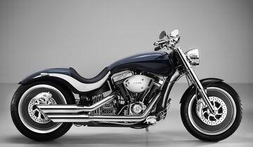 Fisker Viking Motorrad