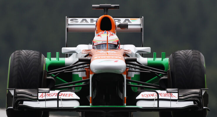 Force India 2013