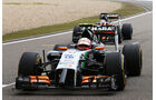 Force India - GP China 2014