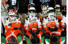 Force India Mechaniker