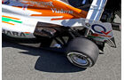 Force India VJM06 Auspuff F1 2013