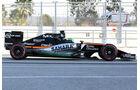 Force India VJM09 - F1 2016 - Profil