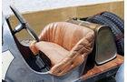 Ford A, Fahrersitz