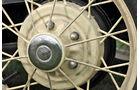 Ford A Racer, Speichenrad