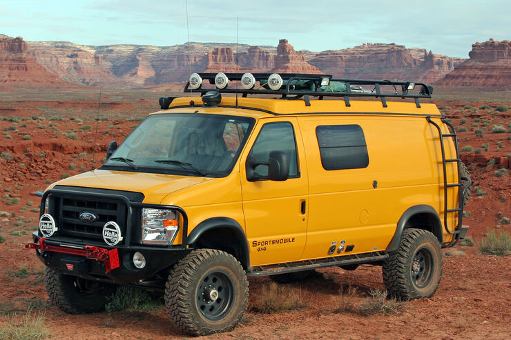 2015 sportsmobile 4x4 news autos post