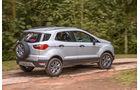 Ford Ecosport 2.0, Seitenansicht