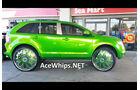 Ford Edge - 30 Zoll Felgen - Acewhips
