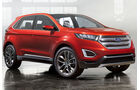 Ford Edge Modelljahr 2014 Studie Los Angeles