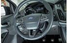 Ford Focus 2.0 TDCi, Lenkrad