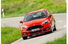Ford Focus ST Turnier, Frontansicht