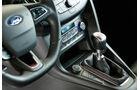 Ford Focus ST Turnier, Schalthebel