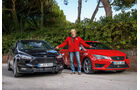 Ford Focus Turnier ST, Seat Leon ST Cupra