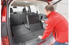 Ford Galaxy 1.5 Ecoboost, Fondsitze, Umklappen