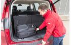 Ford Galaxy 1.5 Ecoboost, Kofferraum