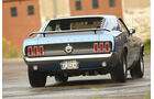 Ford Mustang Boss 302, Heck