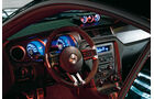 Ford Mustang Boss 302 Laguna Seca, Cockpit