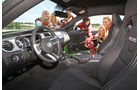 Ford Mustang, Cockpit, Fahrersitz