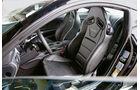 Ford Mustang GT Fastback 2015, Fahrersitz
