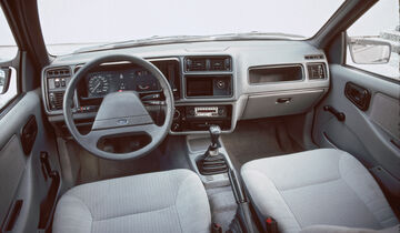 Ford Sierra, Cockpit