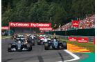 Formel 1 - GP Belgien 2015 - Startphase - Spa Francorchamps