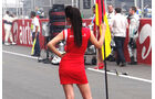 Formel 1-Girls - GP Indien 2012