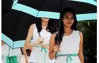 Formel 1-Girls - GP Malaysia 2013