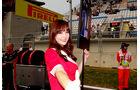 Formel 1 Grid Girls - GP Korea 2012