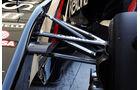 Formel 1, Lotus E22, Bahrain, Test, Tag 1