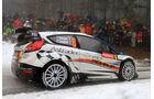 Francois Delecour Rallye Monte Carlo 2012 Ford
