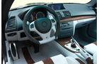 G-Power BMW 1er M Coupé, Cockpit