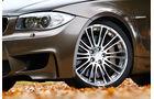 G-Power BMW 1er M Coupé, Rad, Felge