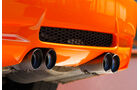 G-Power-BMW M3 GTS Auspuff,