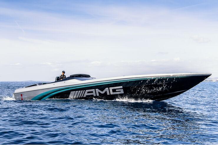 Boote & Yachten beim GP Monaco