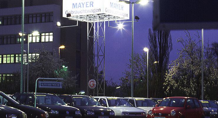 Gebrauchtwagenhändler Hahn und Mayer