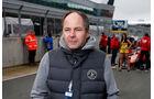 Gerhard Berger F3 Silverstone 2013