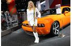 Girls Detroit Motor Show