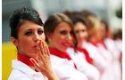 Girls - Formel 1 - GP Italien 2013