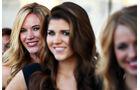 Girls - Formel 1 - GP USA - 15. November 2013